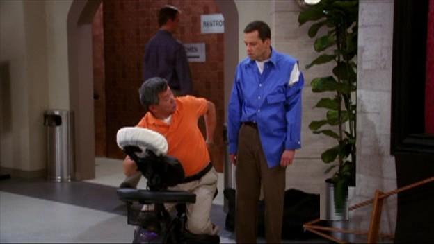 all day tv: Two and a Half Men - Season 8, Episode 11: Dead