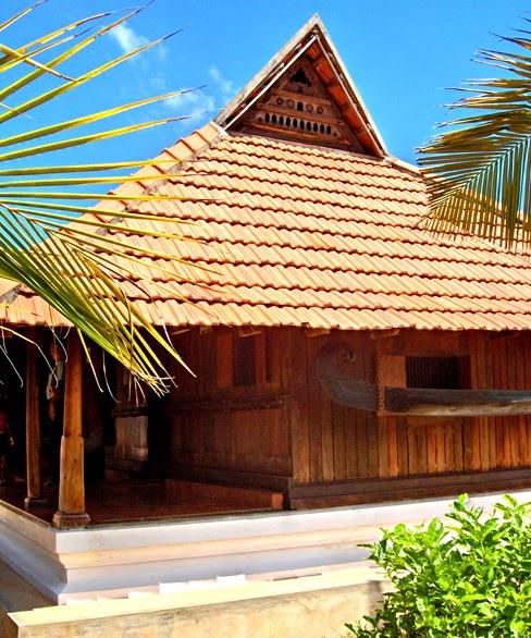 Kerala Home Design February 2016: Artnlight: The Traditional Keralite Home (Dakshin Chitra
