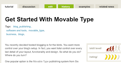 Get Started with Movable Type