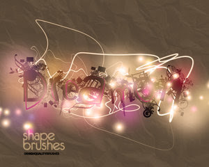 Dreamon Shape Brushes 02