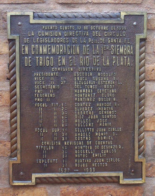 NUESTRA HISTORIA: Los orígenes de Argentina: LA PRIMERA SIEMBRA DE TRIGO EN  EL RIO DE LA PLATA