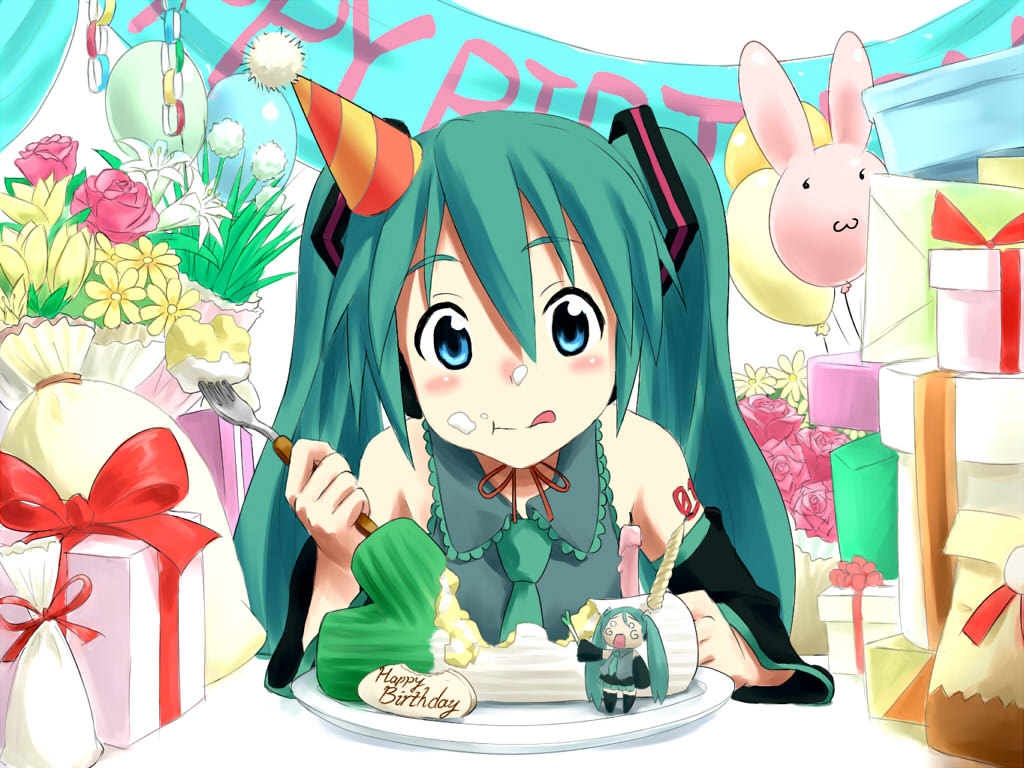 Happy Birthday HasseRovdjur - Page 2 - Anime-Planet forum