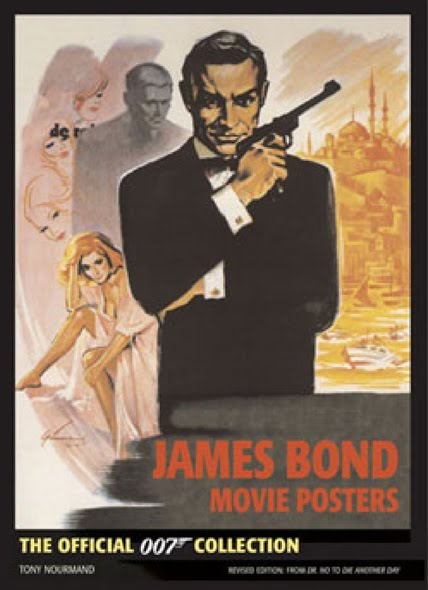 Pop Culture Shop James Bond Movie Posters Huge Book 007
