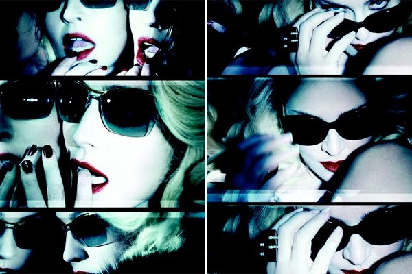 29649b91599fb Você já pensou poder usar o mesmo óculos da Madonna  Se sentir como a musa  do pop ! Porque é justamente assim que você vai se sentir com os óculos MDG.