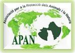 APAN Associació per a la Protecció dels Animals i la Natura (WEB)