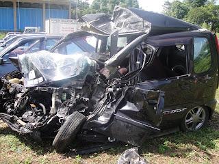 My Journal ~~~: Goodbye ~ Perodua Kenari WMR 2119