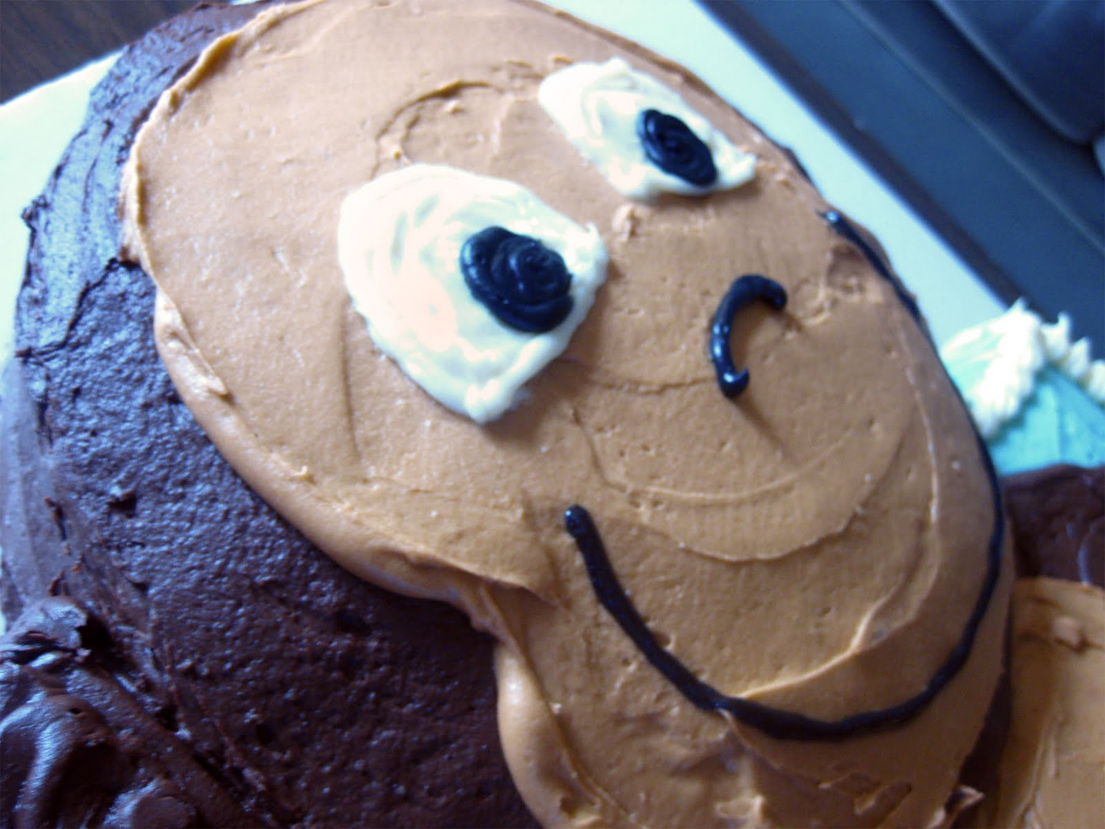 Sugarlush The Monkey Cake