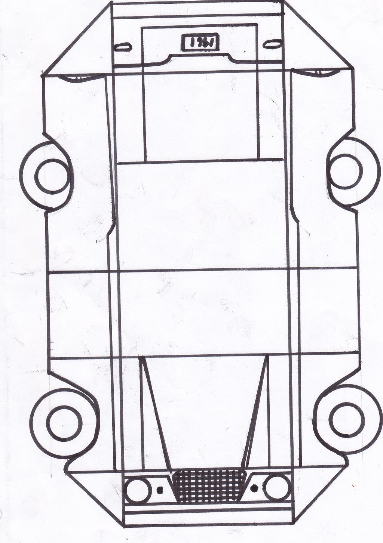 1960 studebaker lark del Schaltplan