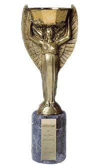 Taça Jules Rimet | História da Taça Jules Rimet