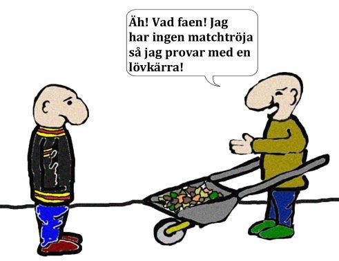 Slagskott och sargstuds: november 2009
