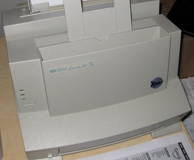 The Lance J  Technoweb: Keep That Old Printer, or, New Printers Stink