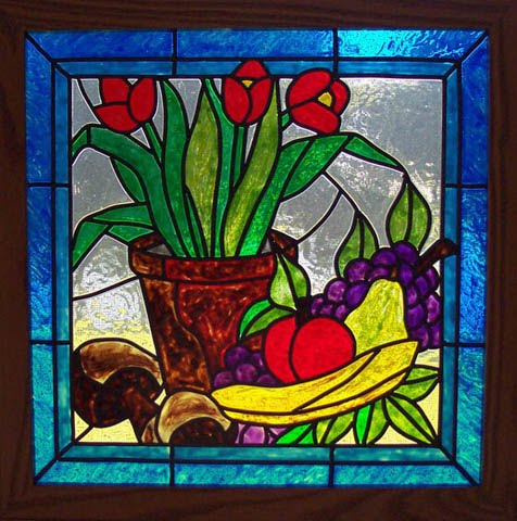 Glass painting designs online receipe for Acrylic vs glass windows