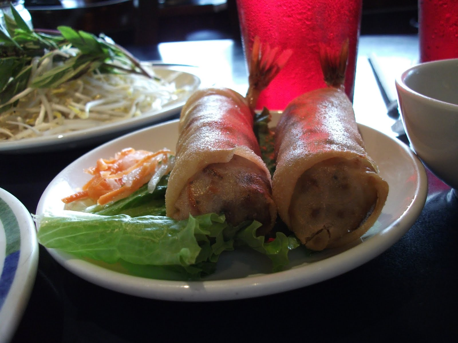 hopeless foodie: Quick Bites: What The Pho?