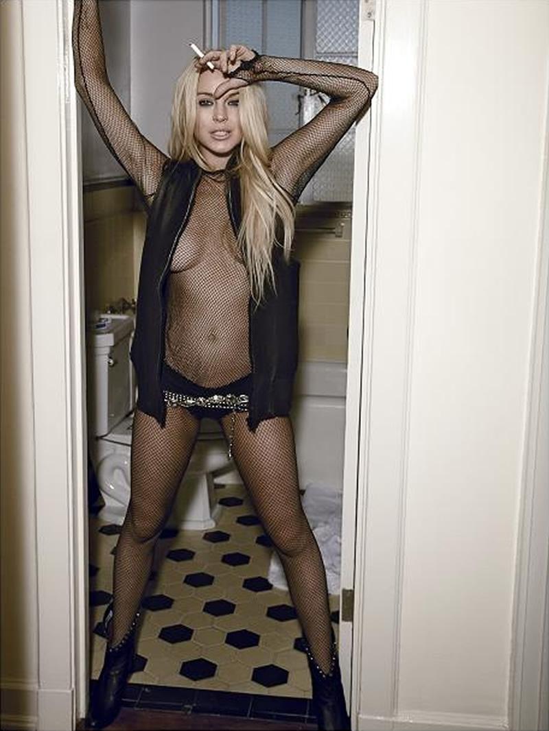 Lindsay Lohan S Ass 92