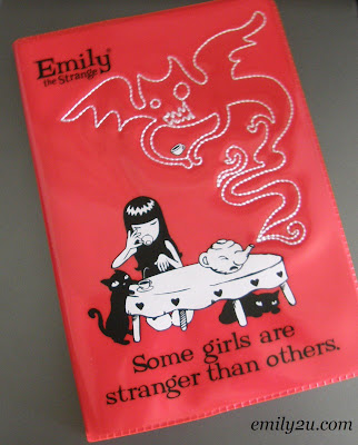 Emily? Strange!
