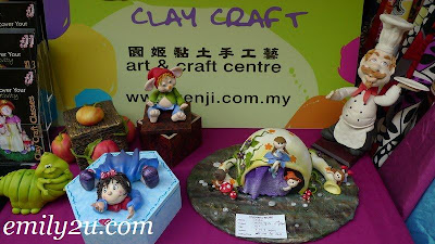 Clay Craft @ The Curve