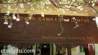 Taman Rama-Rama Kuala Lumpur Butterfly Park [Butterflies]