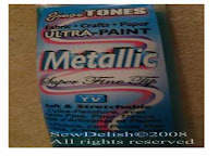 Jones Tones Metallic Paint
