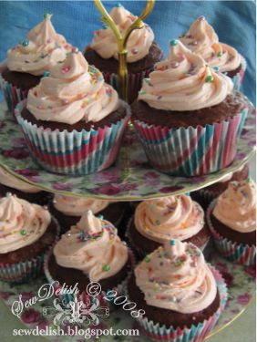 chocolate cupcakes birthday make