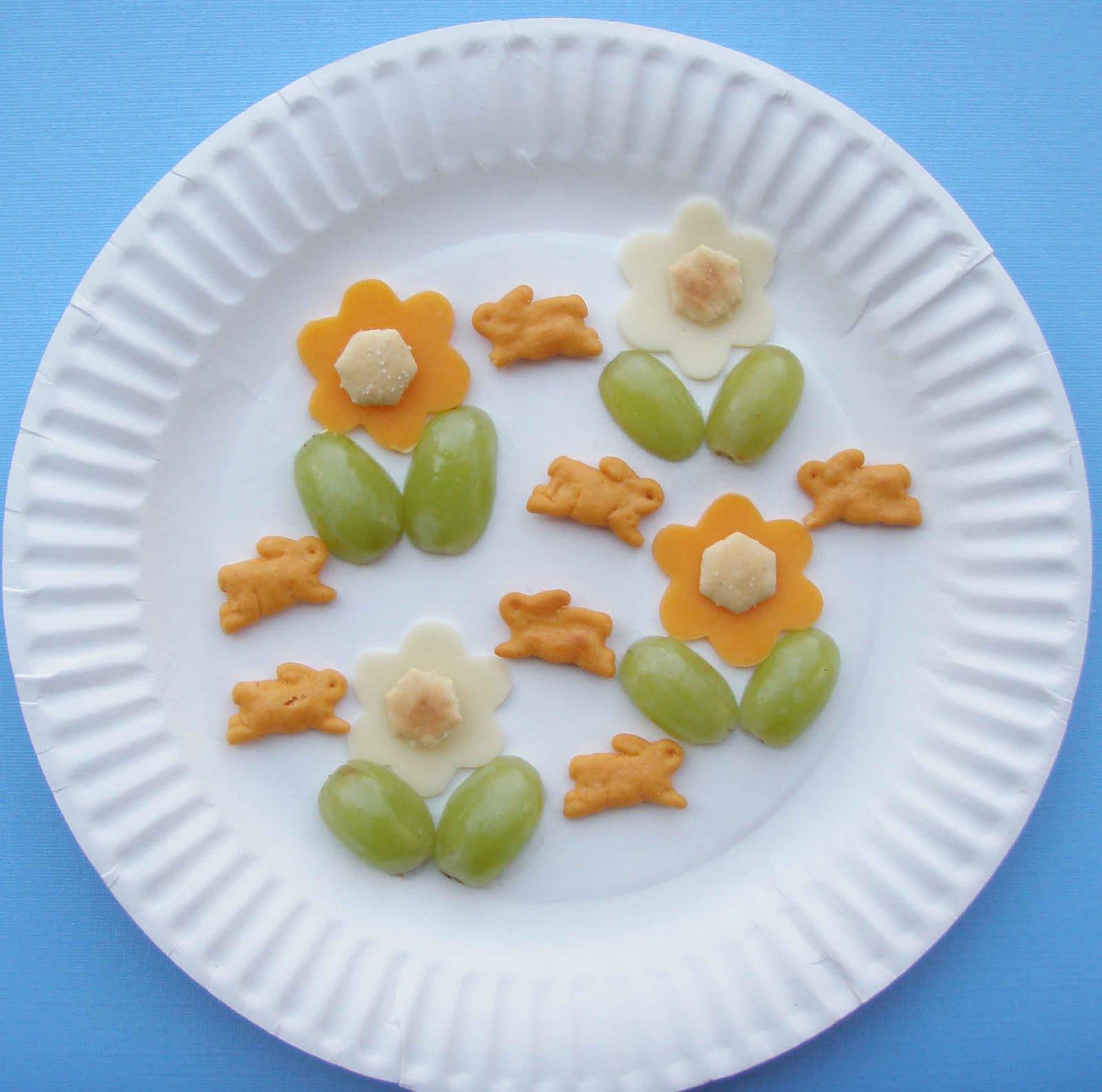 Crack Of Dawn Crafts Growing A Garden Healthy Preschool Snack
