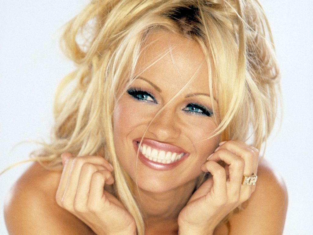 Was and big boss pamela anderson think