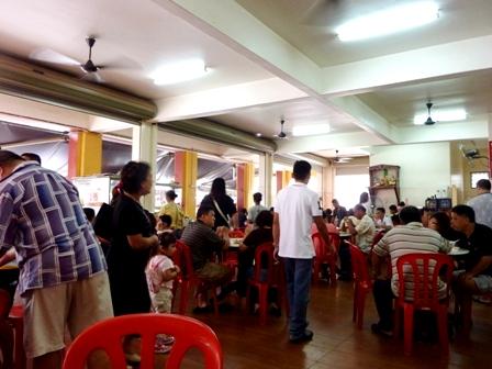 Yong Kee Restaurant @ Tham Jiak Street, Muar