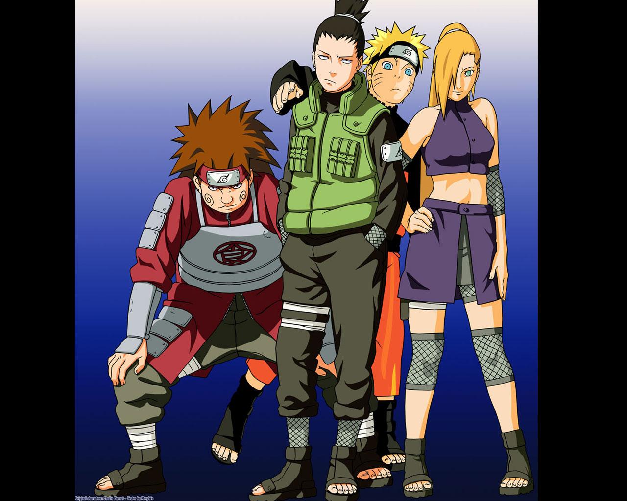 Naruto Anime Images: 2010-11-21