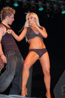 Brooke Hogans Butt 50