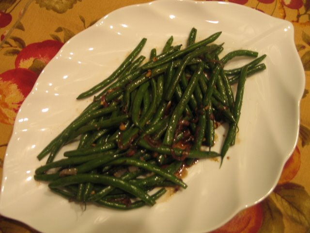 how to make great tasting green beans
