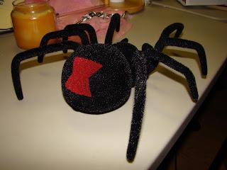 At The Fence Animal Planet Radio Control Black Widow