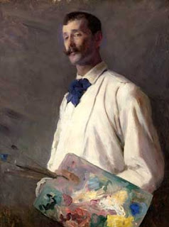 Alexander Harrison by Cecilia Beaux