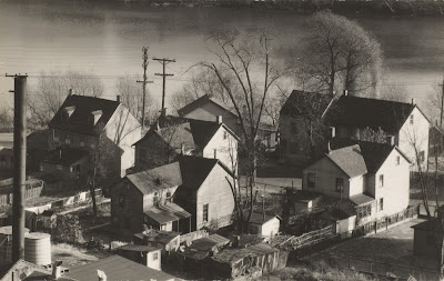 Walker Evans, View of Easton