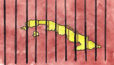 Cuba, jail Island