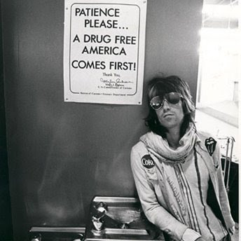 Keith Richards Drug Free America