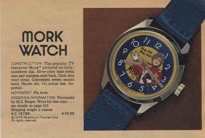 Mork Watch