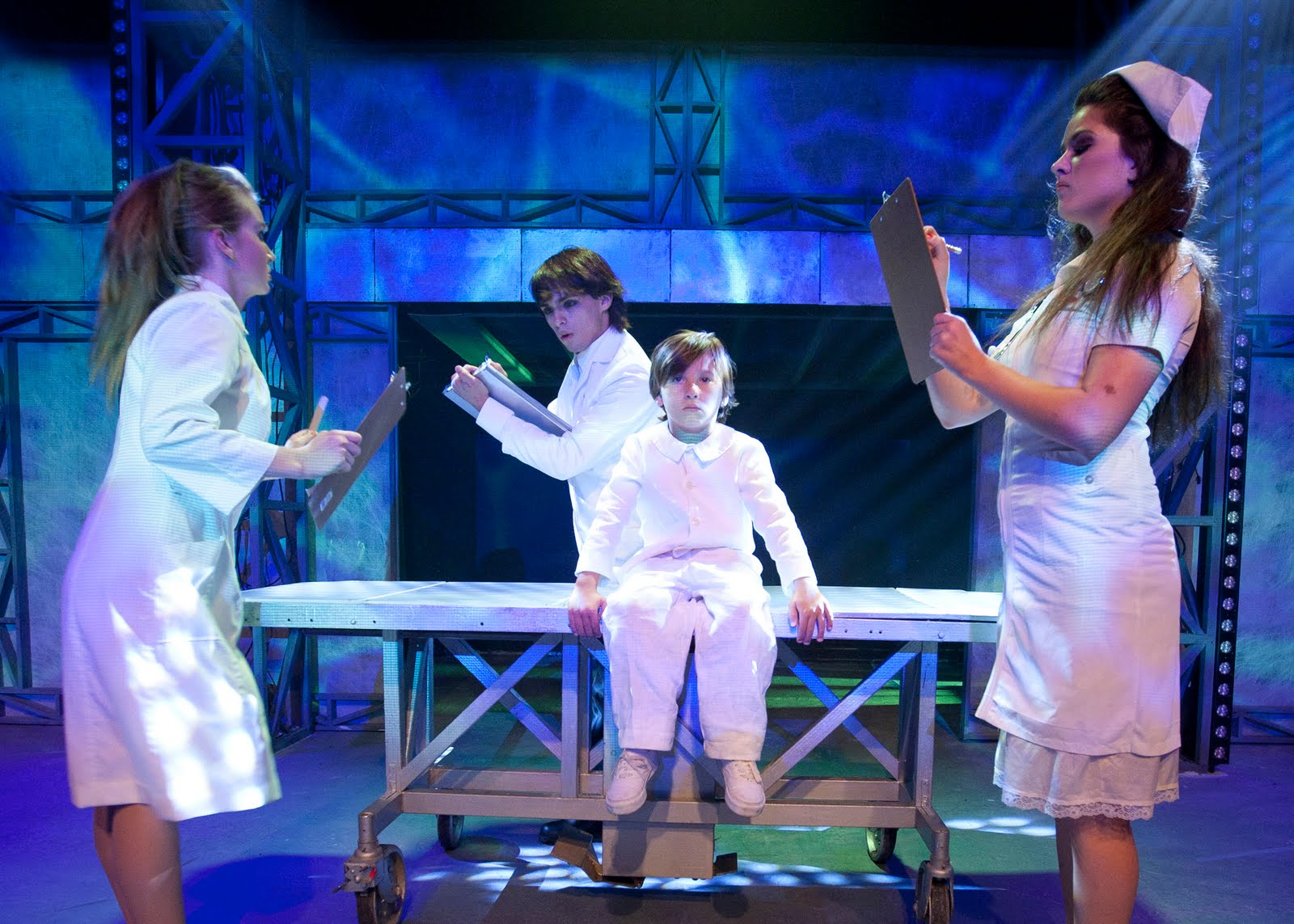 b1c587c80386 The LA Stage Alliance s 2009-2010 Ovation Award nominations were announced  earlier this week and Chance Theater s production of The Who s Tommy was ...
