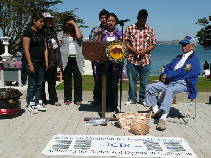 Interfaith Coalition for Immigrant Rights - ICIR-CLUE-CA