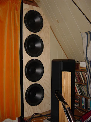 Infinite baffle subwoofer - Page 2 - Blu-ray Forum
