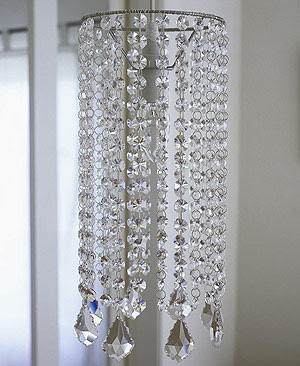 Events By Heather Ham: DIY: Chandeliers