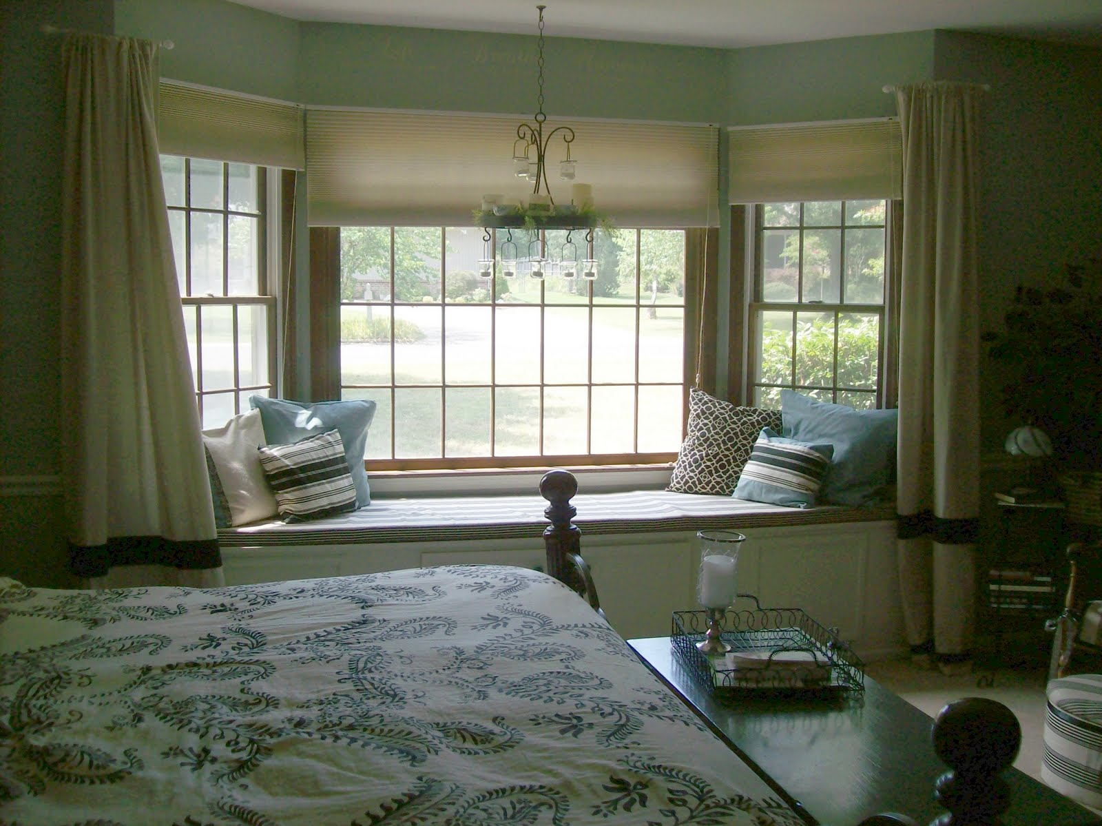 Toile In The Family A Master Bedroom Sanctuary