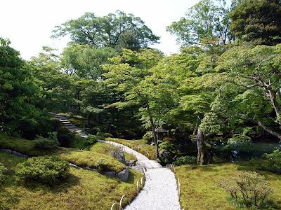 Shugakuin Rikyu Inside Kyoto