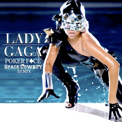 Lady Gaga Poker Face Album Cover