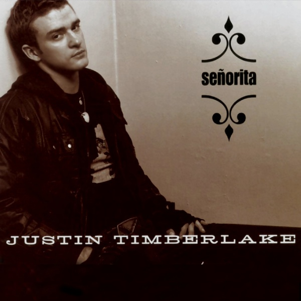 Just Cd Cover: Justin Timberlake: Senorita (official ...