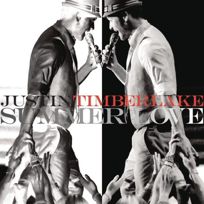 Futuresex Lovesounds Deluxe Version Justin Timberlake: Just Cd Cover: Justin Timberlake: Summer Love (Official