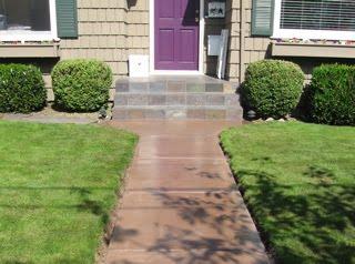 Seattle Garden Ideas: Walkway and Driveway Materials