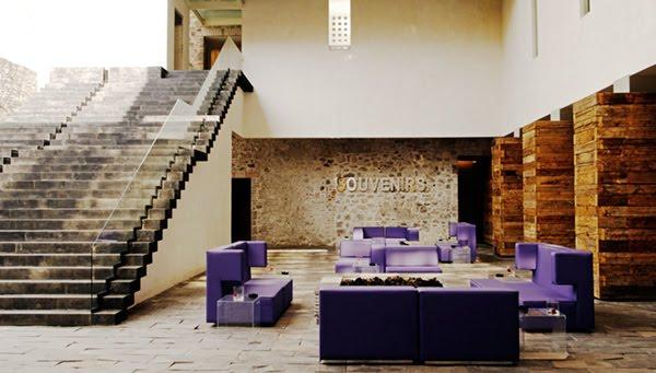 Los hoteles habita designaholic for Muebles estilo mexicano contemporaneo
