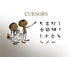 Download Cursor unik dan menarik