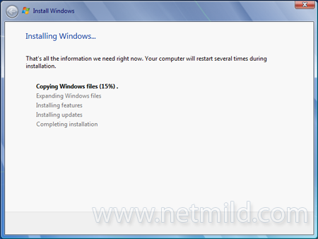 how to format hard drive windows 7 from boot