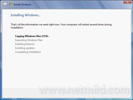 Ekstrak Cara Reinstall Windows 7 Tanpa Format Hard Drive