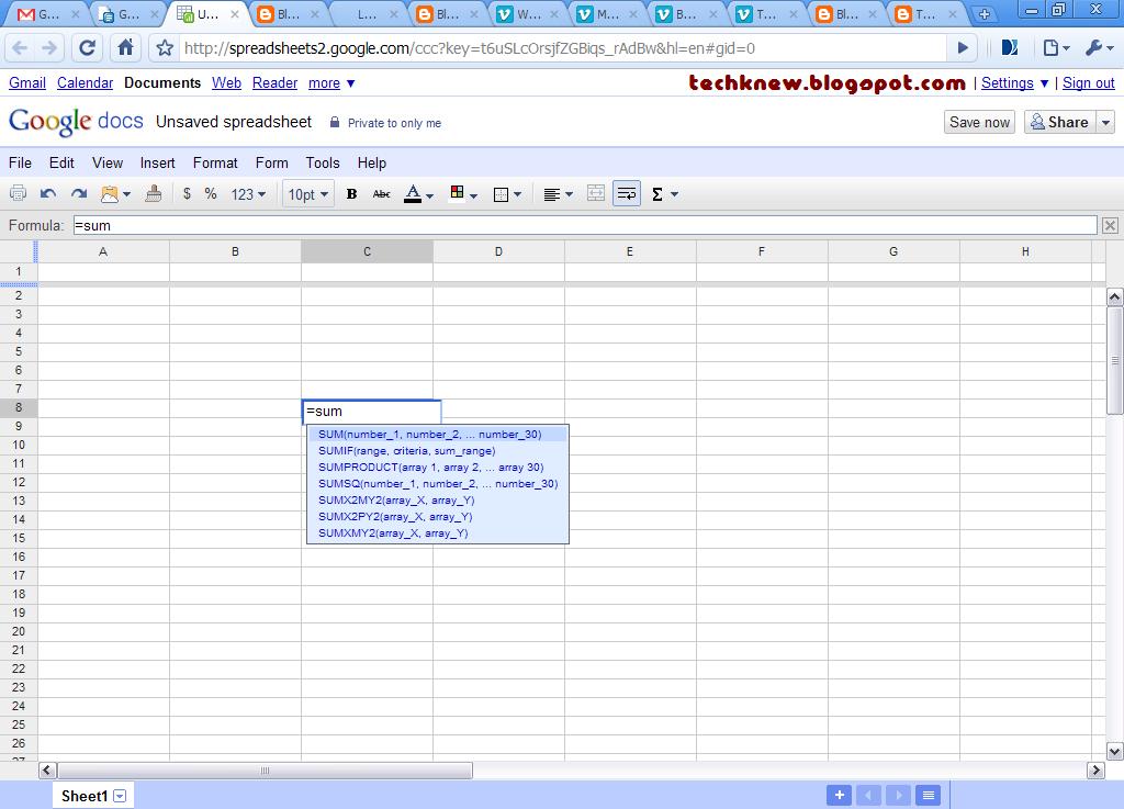 techknew v3 2: Tips on Google Docs